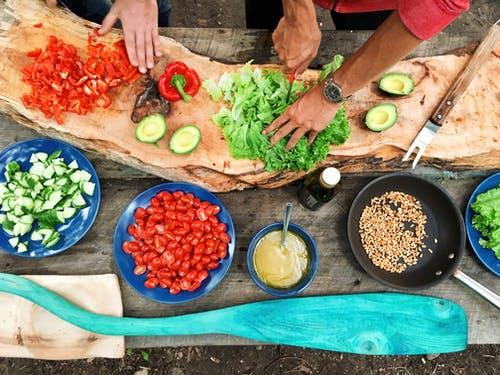 Verschillende-gezonde-voeding