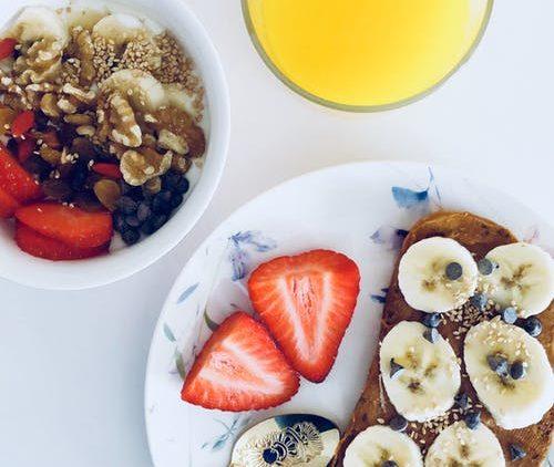 Gezond-voedingsschema